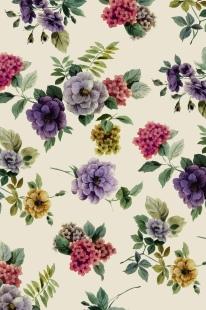 027 - Watercolor Flowers