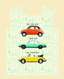 151 - Carros Antigos Bebe