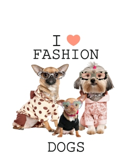 192 - Fashion Dogs