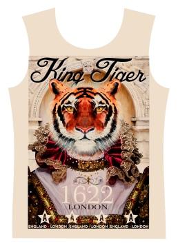 619 - tigre rei
