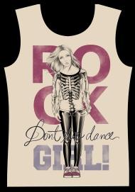 630 - Skeleton Girl