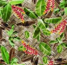 Rotativo Tropical Palha e Folhas A