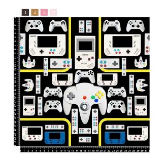 052 - Rotativo Controles antigos