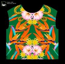 329137 - floral tropical